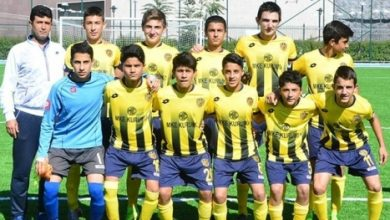 Photo of U15 Takımımız