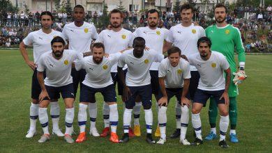 Photo of Hazırlık maçı: MKE Ankaragücü 2-2 Erzurumspor
