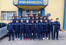 Photo of U14 takımımız, 3. Uluslararası Gençlik turnuvasına katılıyor