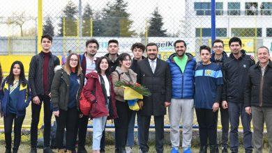 Photo of Öğrencilerden kulübümüze ziyaret
