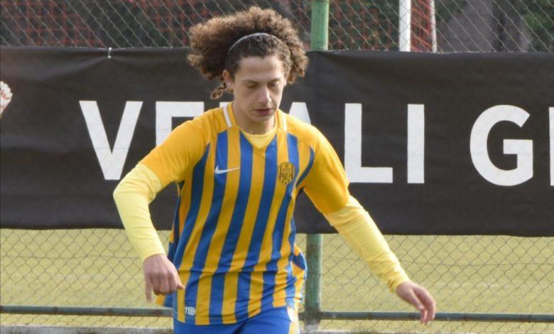 Photo of Yusuf Eren Göktaş Milli Takımda