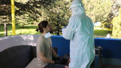 Photo of Kulübümüzde, ikinci kez koronavirüs testi yapıldı