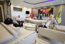 Photo of ATO Meclis Başkan Vekili Sayın Vecdet Şendil kulübümüzü ziyaret etti |