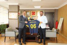 Photo of Başkanımız Fatih Mert'ten Ankara Gençlik ve Spor İl Müdürlüğü'ne Ziyaret |