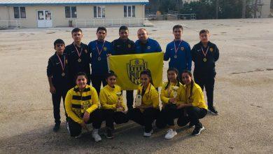 Photo of Halter Takımımız 4 Altın 6 Gümüş Madalya Kazandı