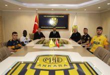 Photo of Beştepe Tesislerimizde İmza Töreni Yapıldı |