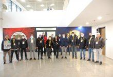 Photo of Başkanımız Fatih Mert 10 Ocak Çalışan Gazeteciler Günü'nü Gazetecilerle Kutladı