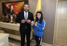 Photo of Halter Takımımız Kazandıkları Madalyalar Sonrasında Başkanımızı Ziyaret Etti