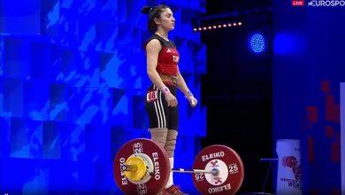 Photo of Halter Sporcumuz Melisa Güneş, Avrupa Halter Şampiyonası'nda İkinci Oldu