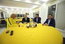 Photo of Ankara Büyükşehir Belediye Başkanı Sayın Mansur Yavaş, kulübümüzü ziyaret etti.