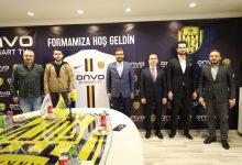 Photo of Kulübümüz ile Onvo TV Arasında Göğüs Sponsorluğu Anlaşması İmzalanmıştır.