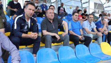 Photo of Başkanımız Faruk Koca U19 Takımımızı İzledi