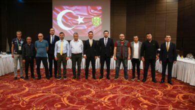 Photo of Yöneticilerimiz, Ankara Basını ile Bir Araya Geldi