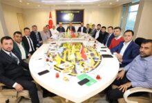 Photo of Yeni Seçilen Yönetim Kurulumuzun Görev Dağılımı Yapıldı
