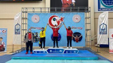 Photo of Halter Takımımız 2 Gümüş 2 Bronz Madalya Kazandı |