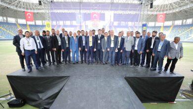Photo of Yeni Başkanımız Faruk Koca