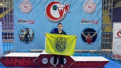 Photo of Halter Takımımız 2 Gümüş 1 Bronz Madalya Kazandı
