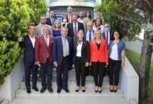 Photo of İyi Parti Milletvekillerinden Kulübümüze Ziyaret