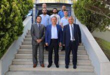 Photo of Delegemiz Sayın Abbas Şahin'den Kulübümüze Ziyaret