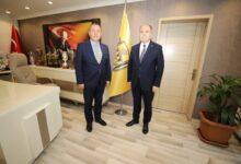 Photo of ANAP Genel Başkanı Sayın İbrahim Çelebi'den Kulübümüze Ziyaret