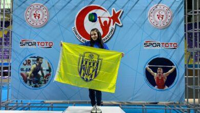 Photo of Sporcumuz Melisa Güneş Türkiye Şampiyonu Oldu