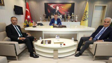 Photo of Ak Parti Ankara Milletvekillerinden Kulübümüze Ziyaret