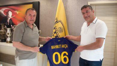 Photo of Başkanımız Koca KORO A.Ş. yetkilileri Akça ve Erdem'i makamında ağırladı