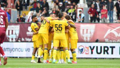 Photo of TFF 1. Lig 9. Hafta Karşılaşması: RH Bandırmaspor 1-2 MKE Ankaragücü