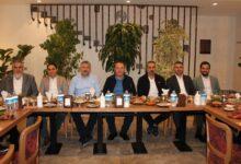 Photo of Takımımız ve Yönetim Kurulumuz Akşam Yemeğinde Buluştu